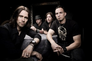 Alter Bridge press shot 2010Shot on July 17, 2010July 17, 2010.© Ashley Maile