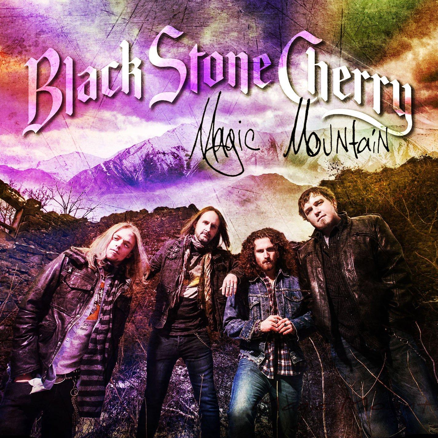 Black Stone Cherry – Magic Mountain (2014) | the social ... Magic! Album Cover